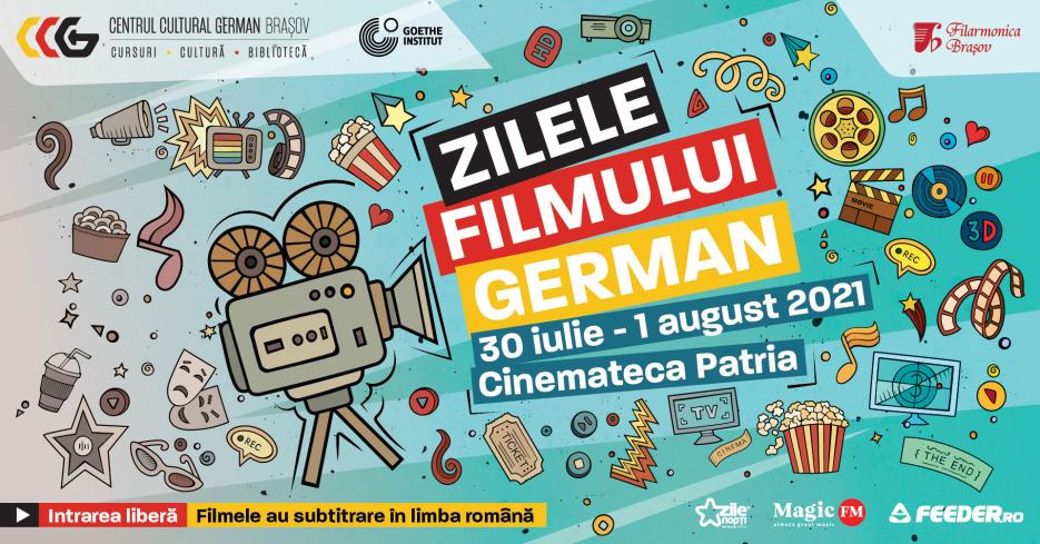 Zilele Filmului German la Brașov