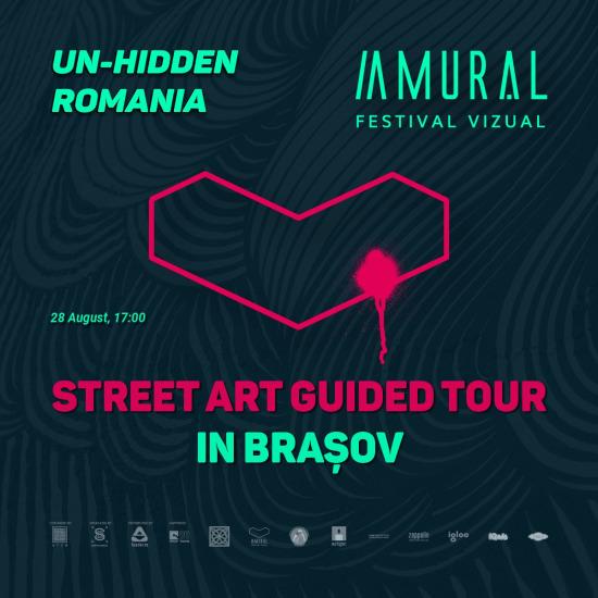2021 UHR Amural Street art tour