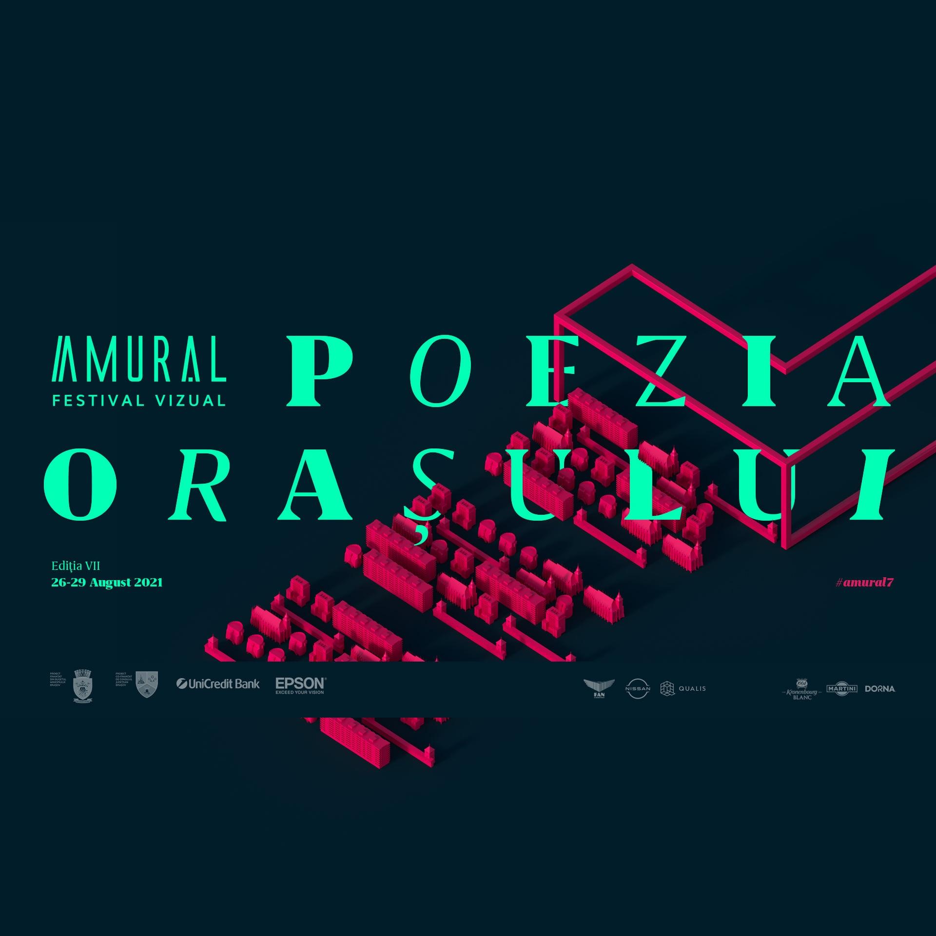 Amural 7 - Poezia orașului