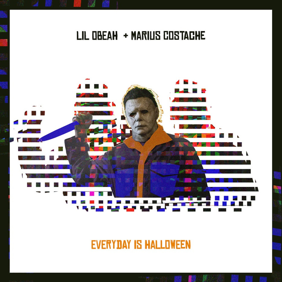 Lil Obeah & Marius Costache take on Everyday Is Halloween