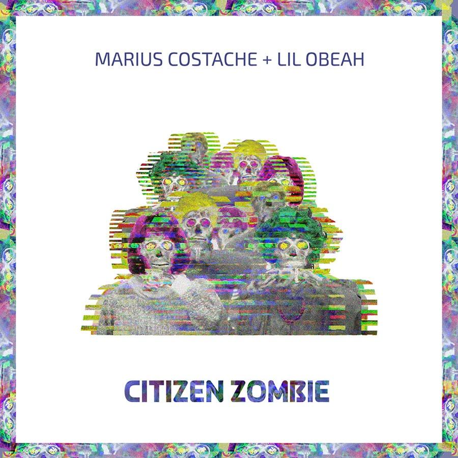 Ghetto Priest, Positive Thursdays in DUB - Citizen Zombie (Lil Obeah x Marius Costache Remix)