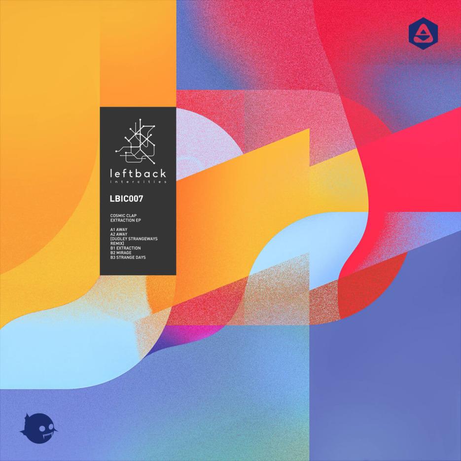 Cosmic Clap - Away (Dudley Strangeways Remix) [Leftback] 01