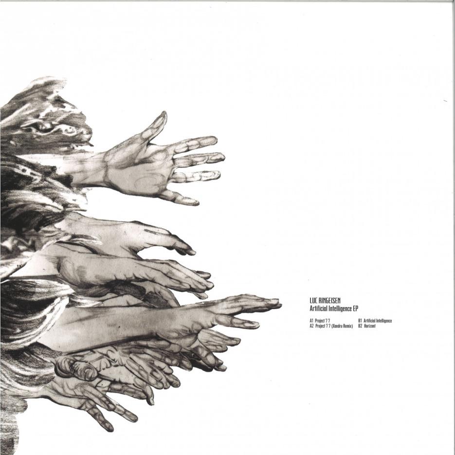 Luc Ringeisen - Artificial Intelligence EP [Haze]