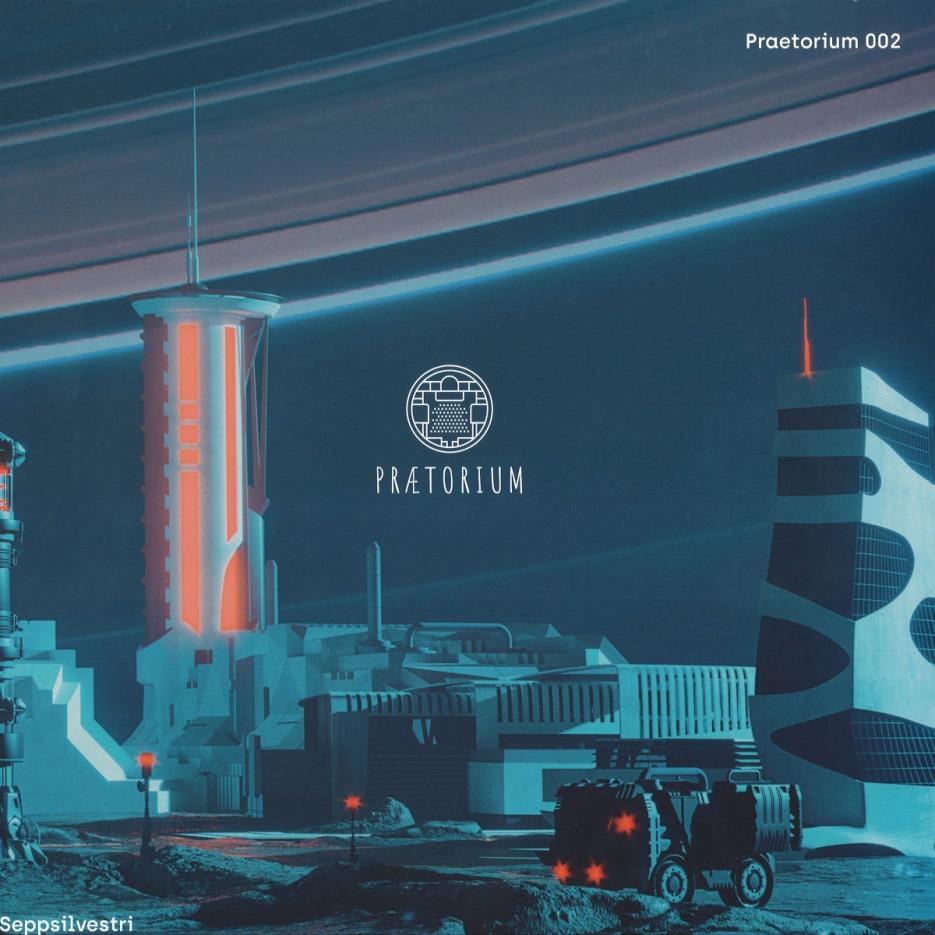 Seppsilvestri - The Searching LP [Praetorium] 01