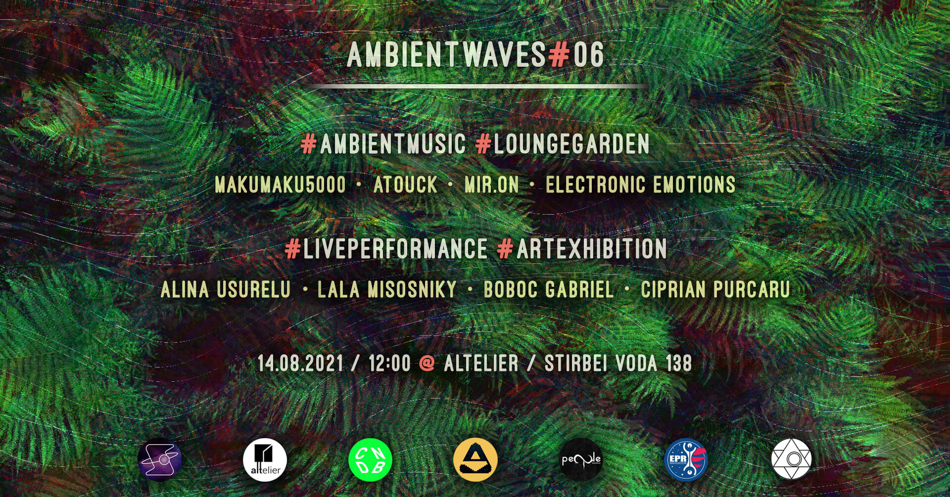 Soundsphere Ambientwaves 06 ALTelier