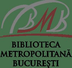 Logo Biblioteca Metropolitană București