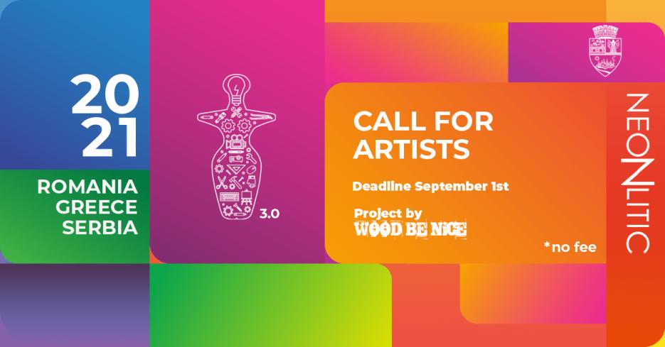 Cea de-a treia ediție a proiectului NeoNlitic începe cu un nou open call pentru artiștii din trei țări