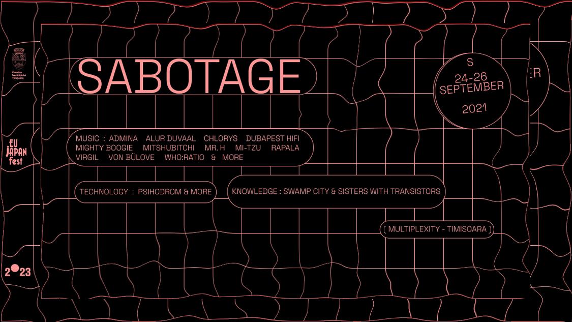 SABOTAGE 2021