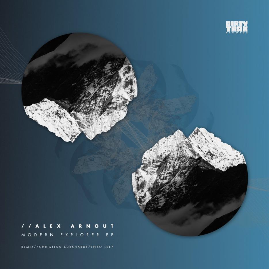 Alex Arnout - Modern Explorer EP [Dirtytrax Records]