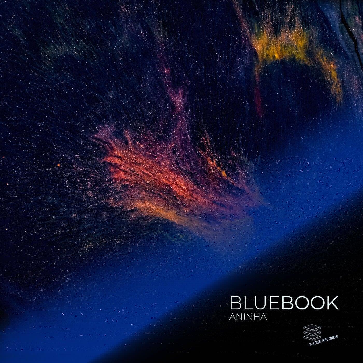 Aninha - Blue Book, EP [D-Edge Records Black]