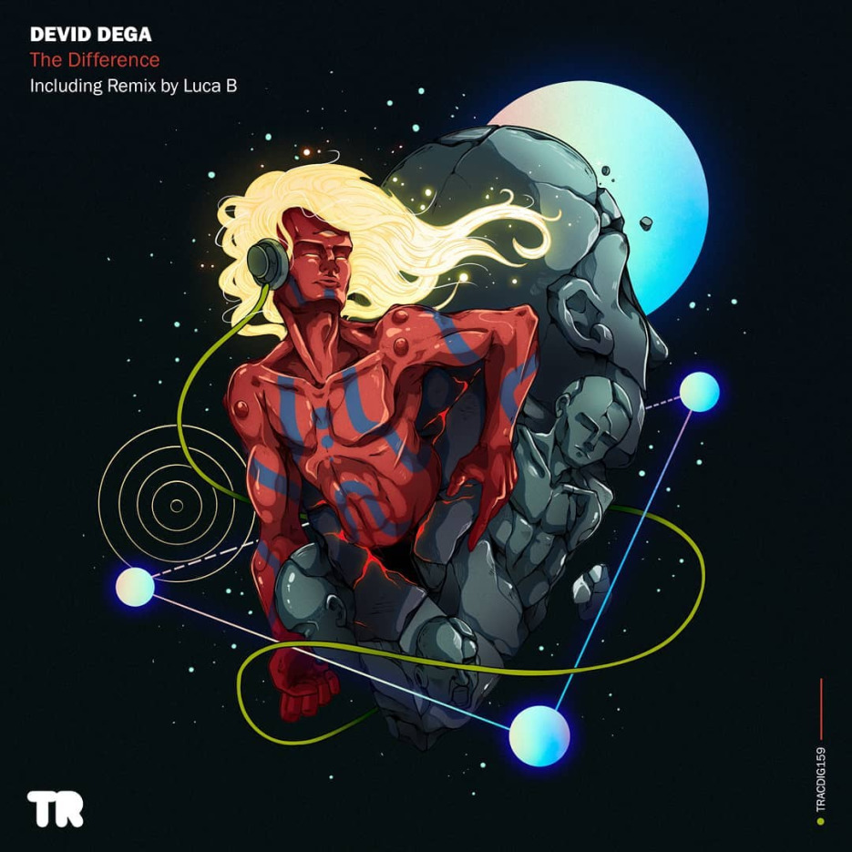 Devid Dega - The Difference [Tracer Records]