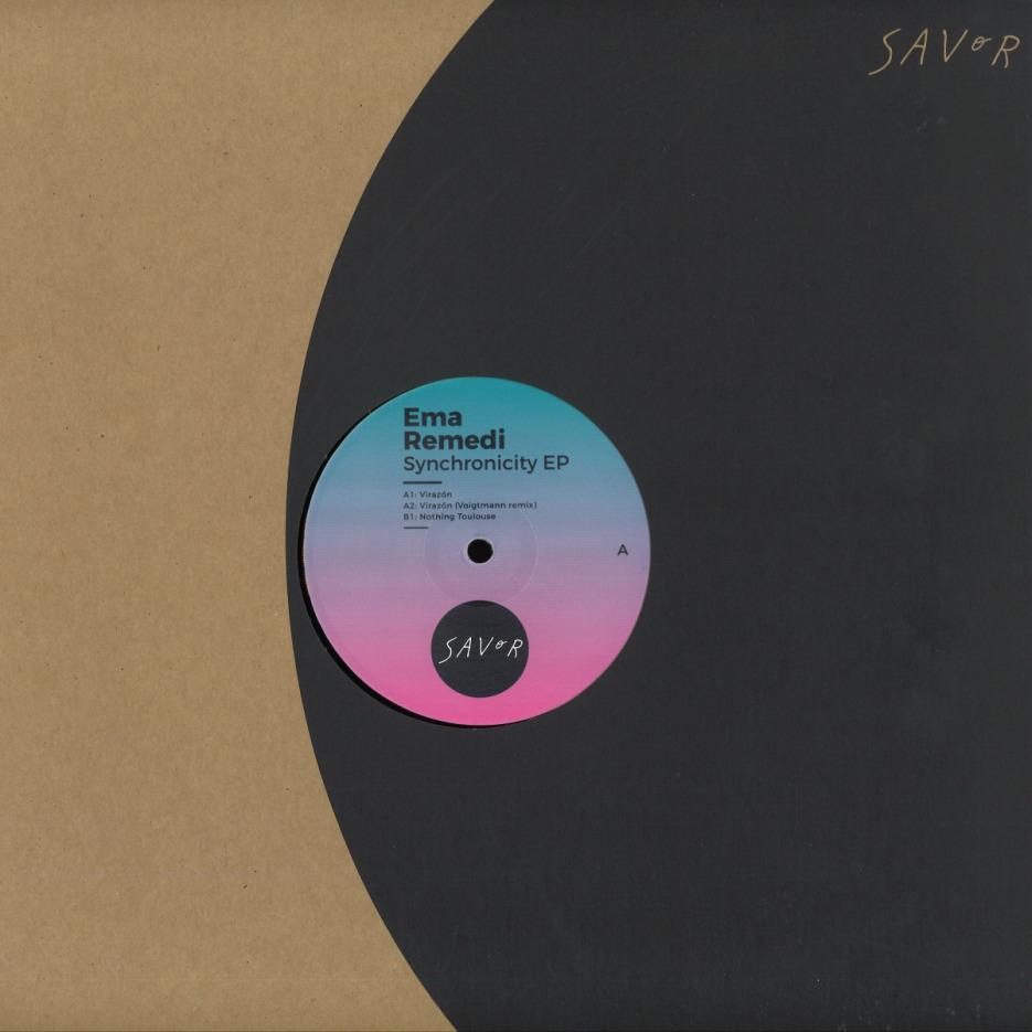 Ema Remedi - Synchronicity EP [Savor Music] 01