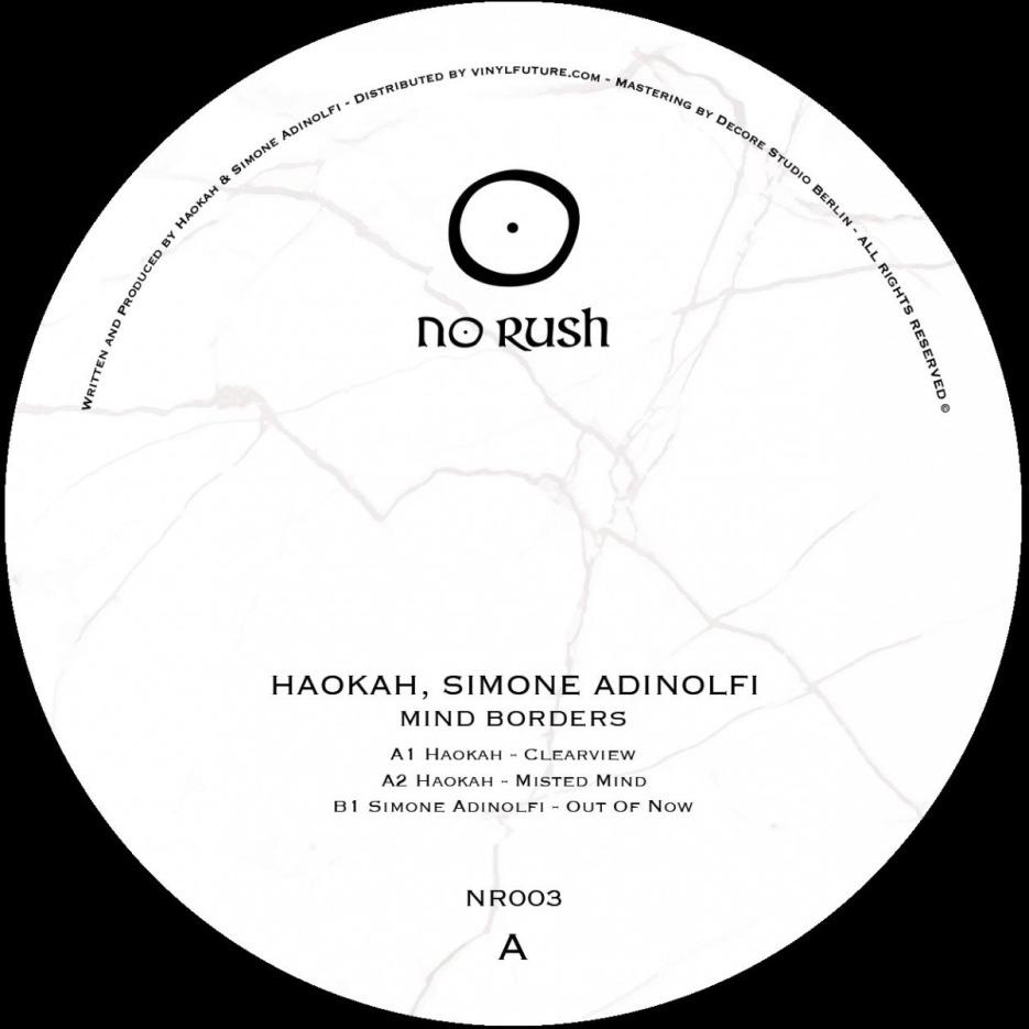 Haokah, Simone Adinolfi - Mind Borders [No Rush] 01