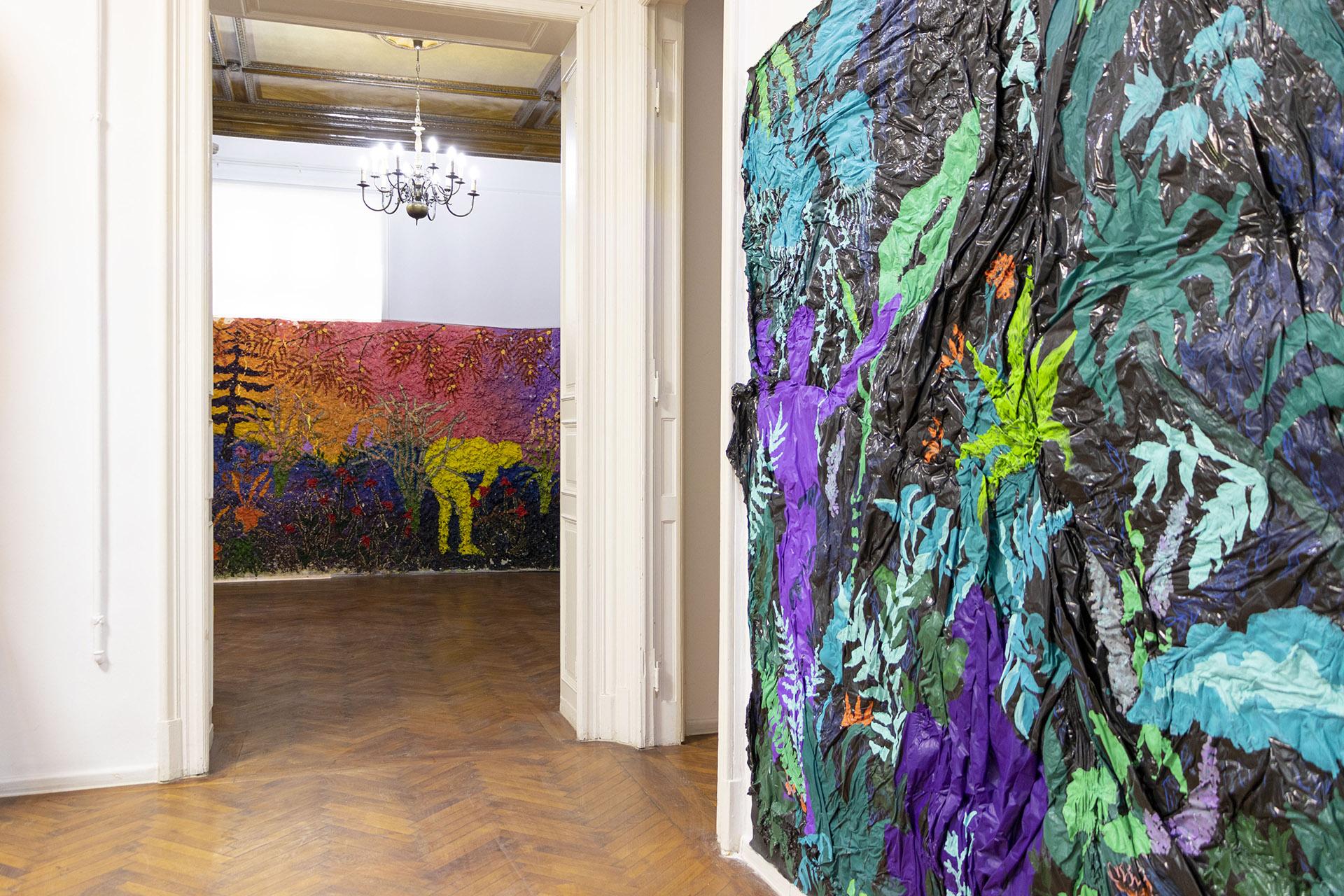 IONUȚ BARĂU - OUT OF THE WOODS @ Galeriile Carol