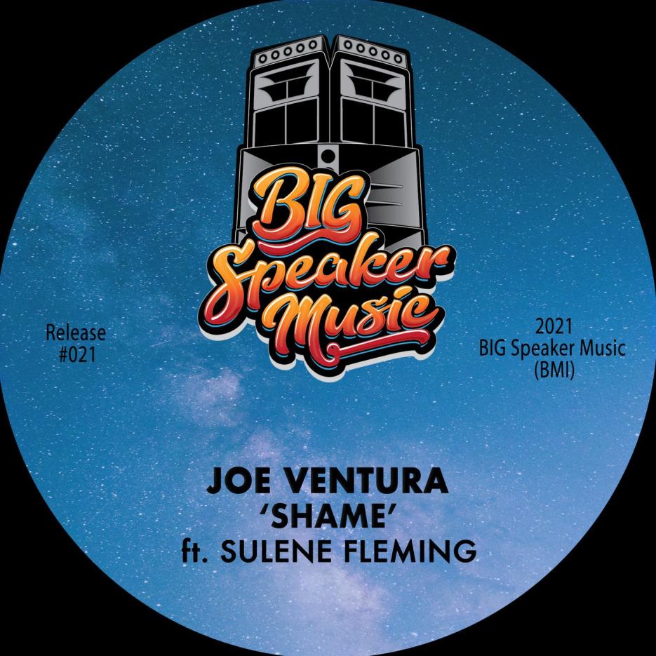 Joe Ventura Ft. Sulene Fleming - Shame (Doug Gomez Remixes) [BIG Speaker Music]