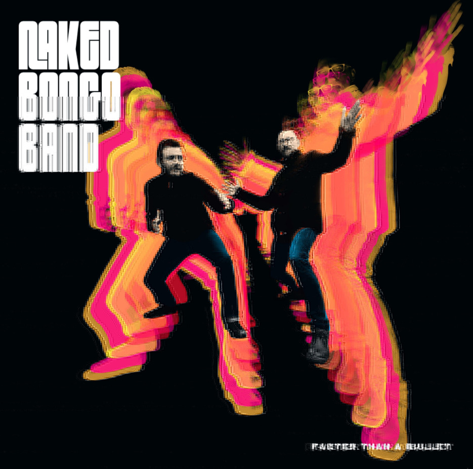 The Naked Bongo Band 'Faster Than A Bullet' Album - The Freebooter Lounge
