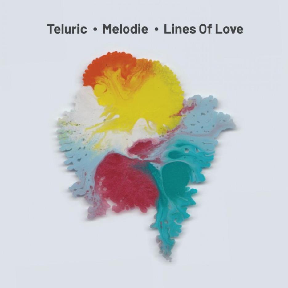 Teluric, Melodie, Lines Of Love - VA [Cinetic Art] 01