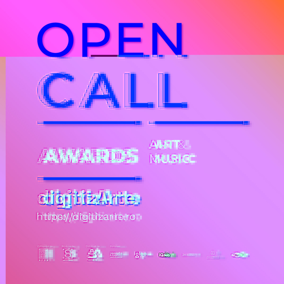digitizARTE.ro open call WINNERS