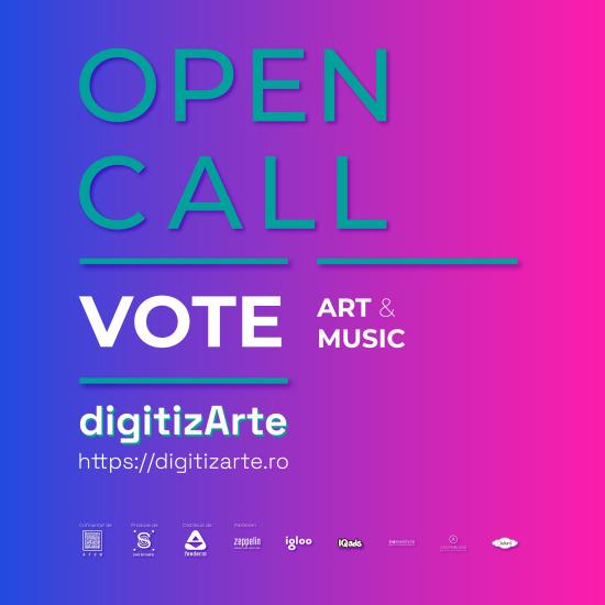 digitizArte vote open call