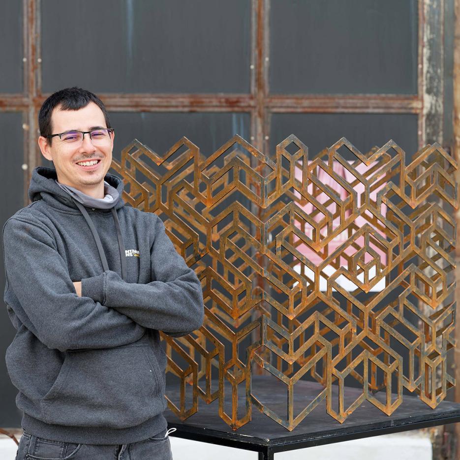 ILUC x Street Art Bucuresti la Combinatul Fondului Plastic