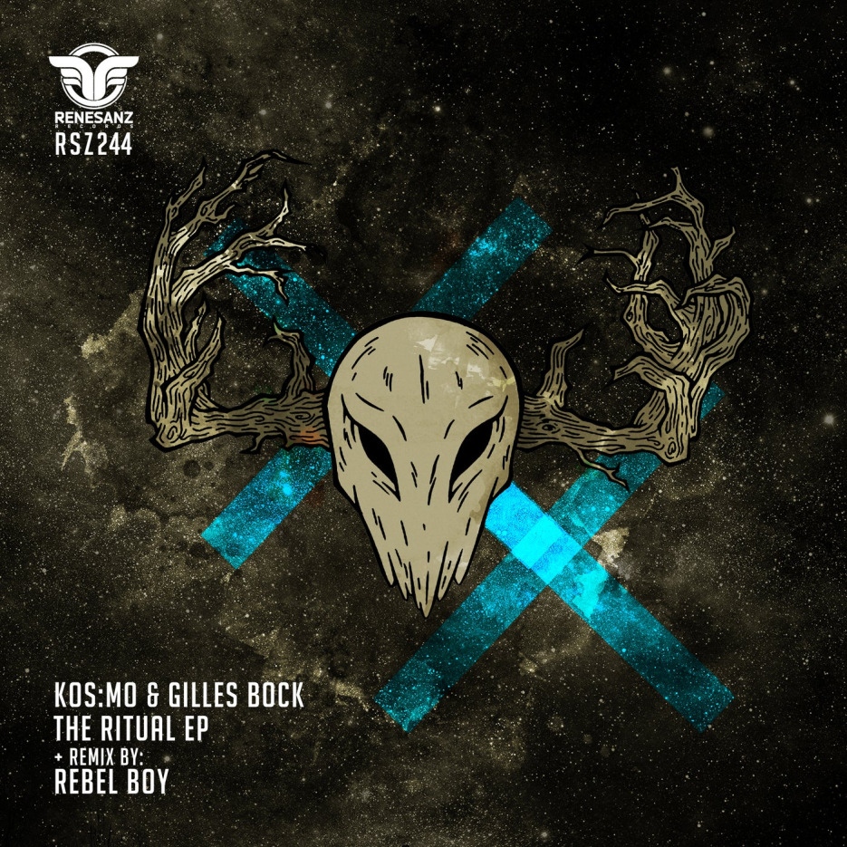 Kos:mo and Gilles Bock - The Ritual Ep [Renesanz]