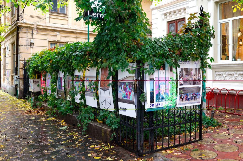 Street Art Bucuresti expozitie la Lente