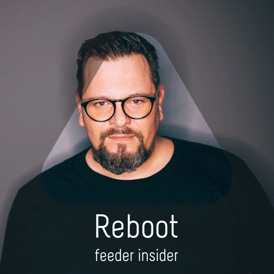 feeder insider interview with Reboot 001